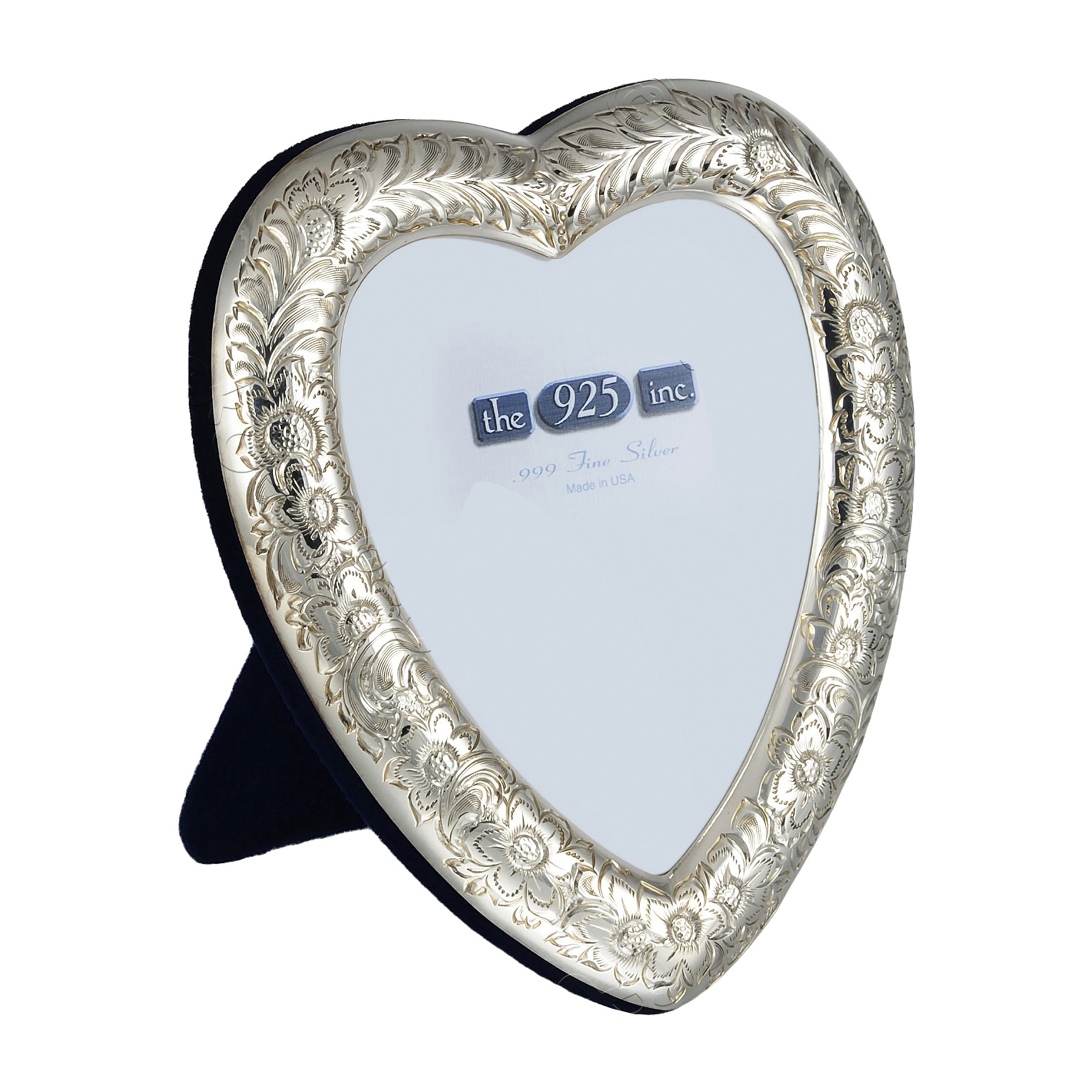 #106 Victorian Heart Frame Image